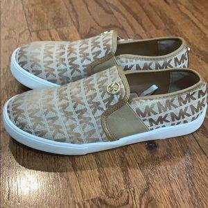 Michael Kor's sneakers